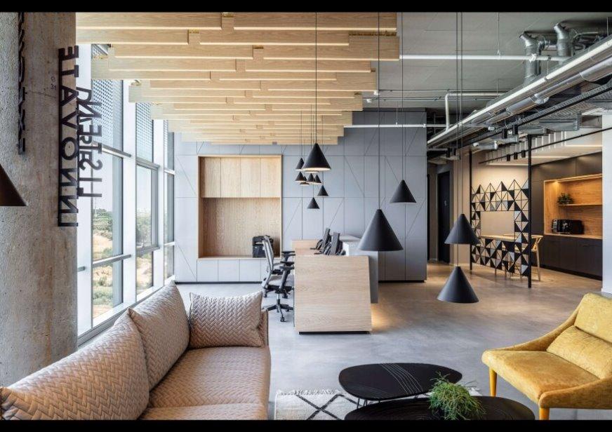 עיצוב תקרה ורטיקלית