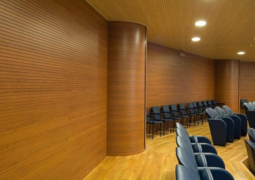 Flexoo Wall Panel - חיפוי קיר רציף גלי