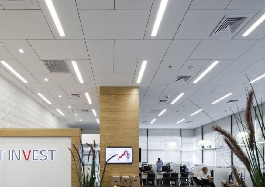 Line LED - גופי תאורה אינטגרליים