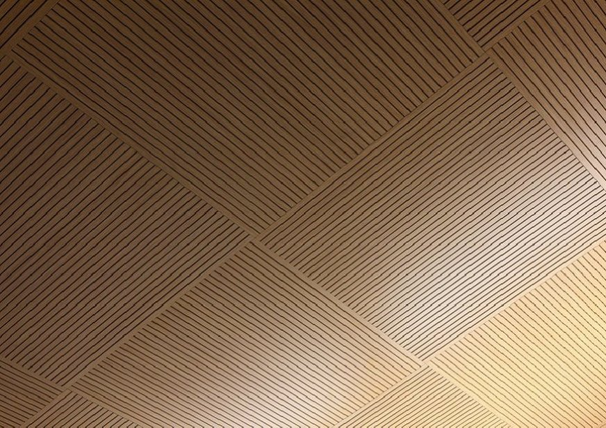 Screenball ceiling - תקרה נסתרת פריקה