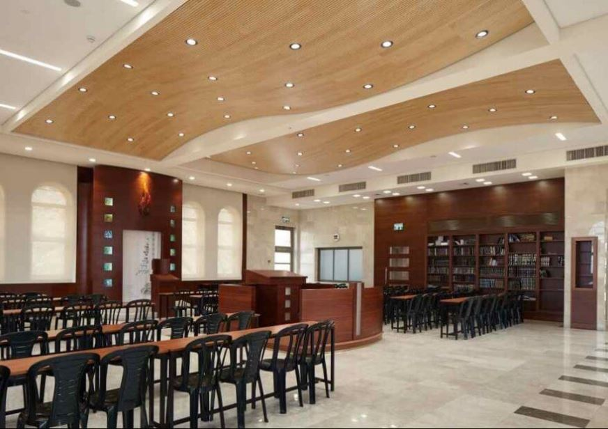 Flaxoo False Ceiling - תקרה רציפה גלית