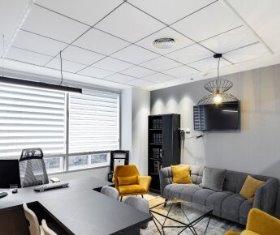 משרדי לייף ברידג' - אדר' יוסי הולצמן - Advantage E - תקרה חצי שקועה