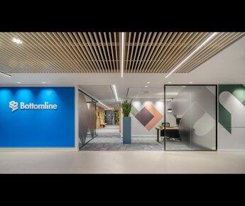 בוטומליין - אדר' הדס מקוב - תקרת Euroline -  מערכת למלות פריקה