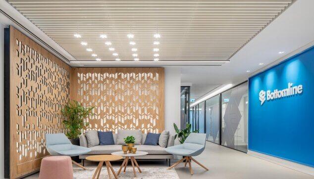 משרדי בוטומליין - Euroline - מערכת למלות פריקה