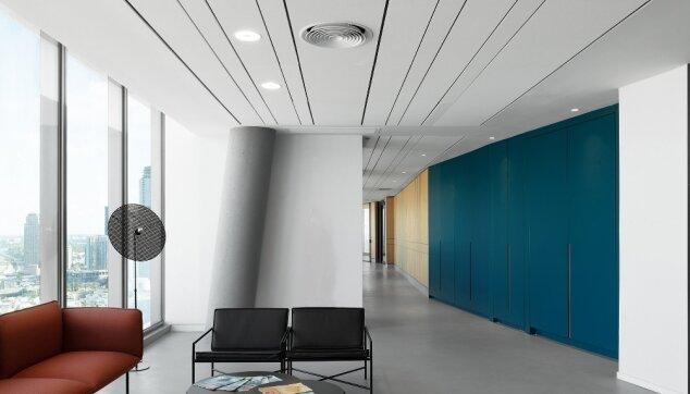 משרדי IDB-  תקרת Focus Lp