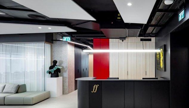 משרדי קרן פורטיסימו