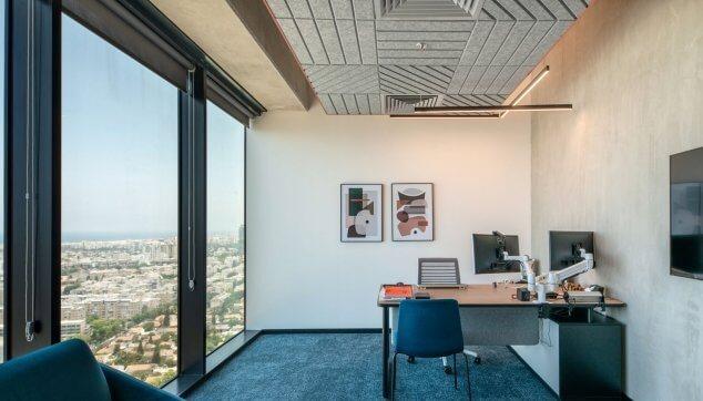 משרדי יתר אנרגיה