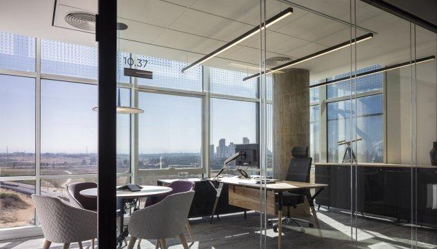 משרדי נובה - Focus E