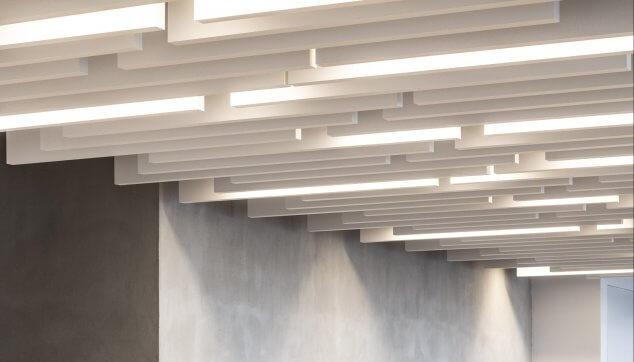 משרדי נובה - Solo Baffle