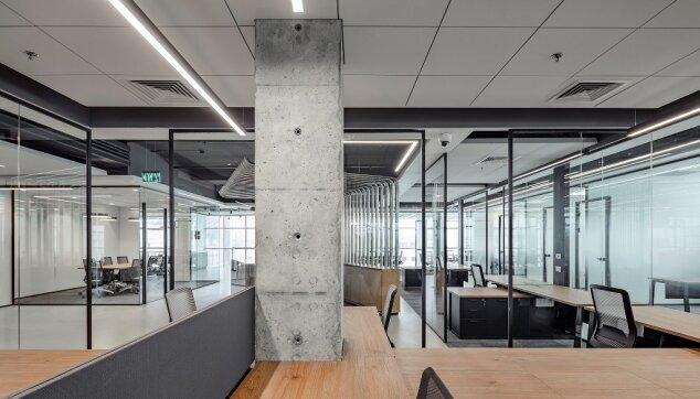 משרדי מפטגון - תקרת Focus Dg